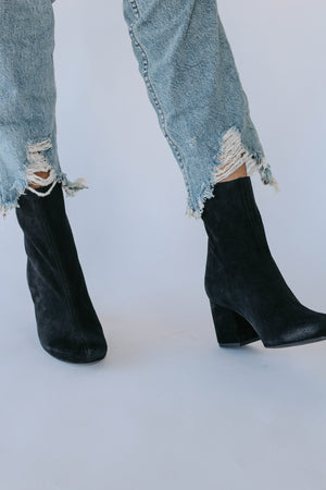 Free People: Cecile Boot (Black)
