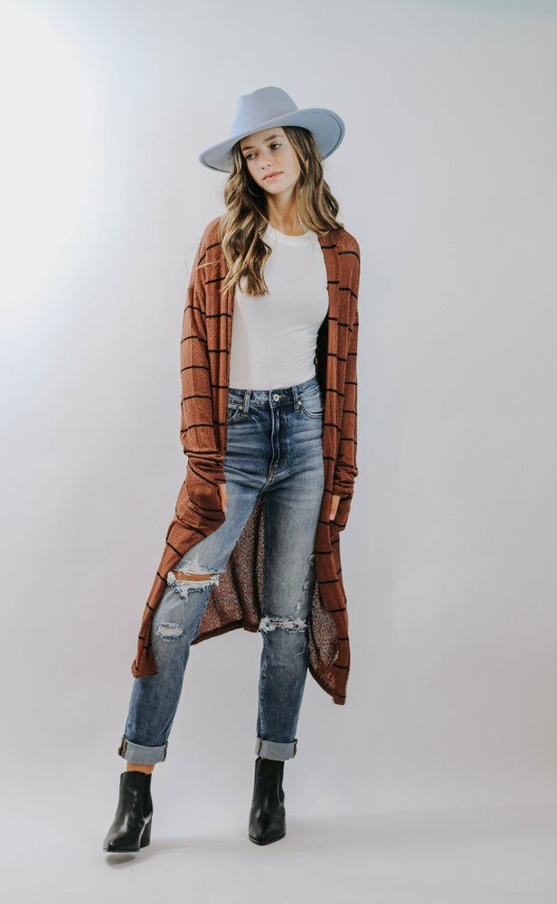 Lois Duster Cardigan
