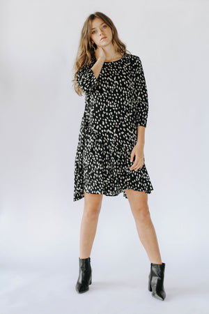 Ariela Dress In Black