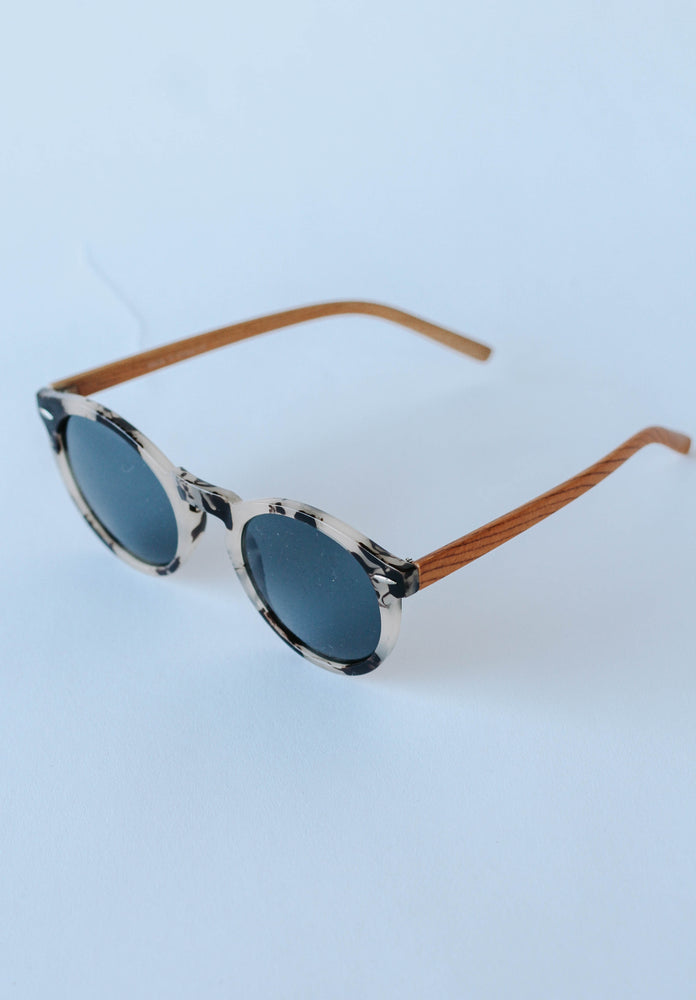 Dixie Sunglasses (White)