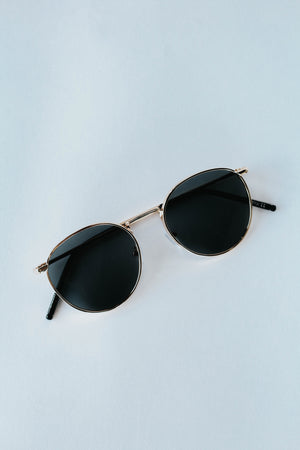 Isla Sunglasses (Gold)