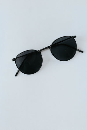 Isla Sunglasses (Black)