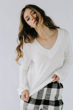Off Duty Pullover (Ivory)