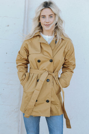 Little Sunshine Peacoat