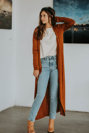 Phoebe Duster (Butterscotch)