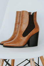 Harper Vegan Leather Boot