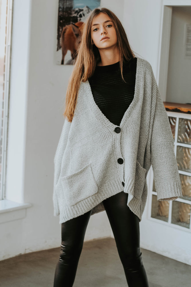 Living For This Cardigan (Butterscotch)