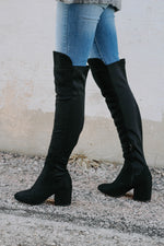 Landry Over the Knee Boot