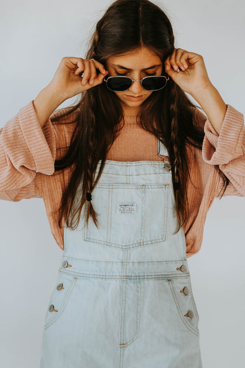 LEVI'S: VINTAGE SHORTALL CAUGHT NAPPING