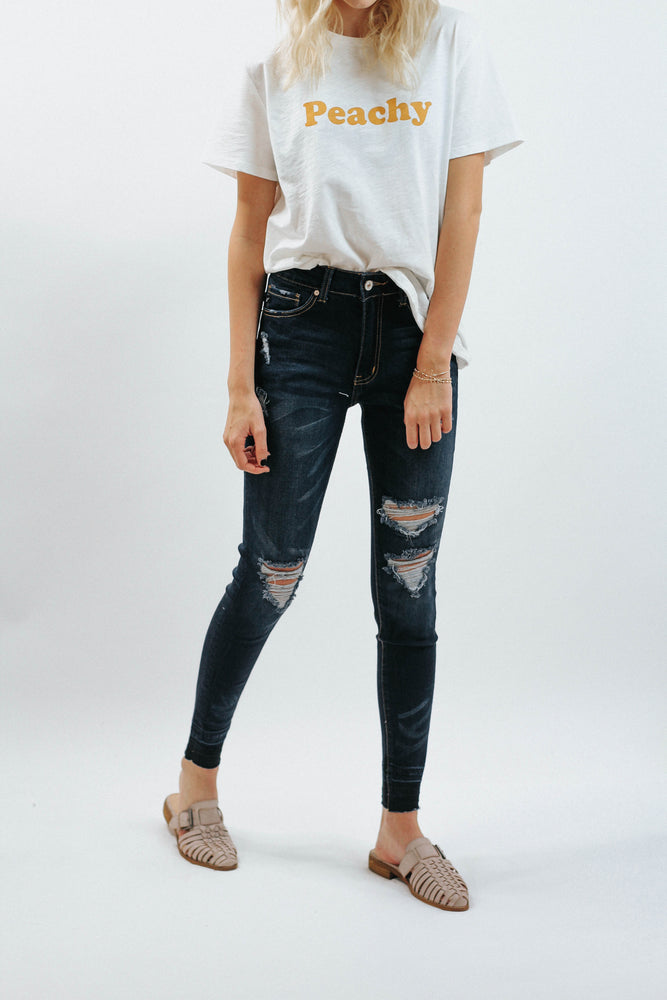Kan Kan Murphy High Waist Denim