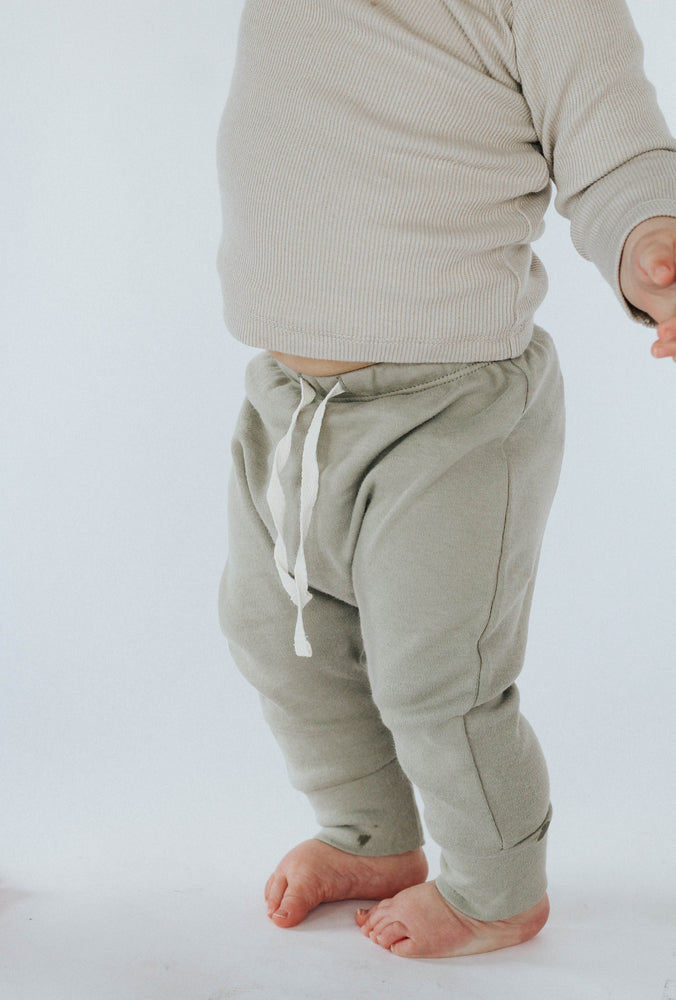Quincy Mae: Sage Jogger Pant