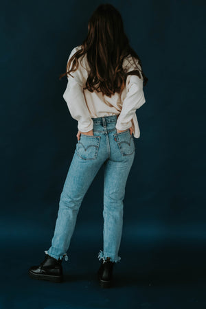 Levi's: WEDGIE ICON FIT SHUT UP