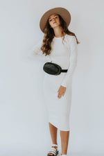 Melinda Ribbed Dress