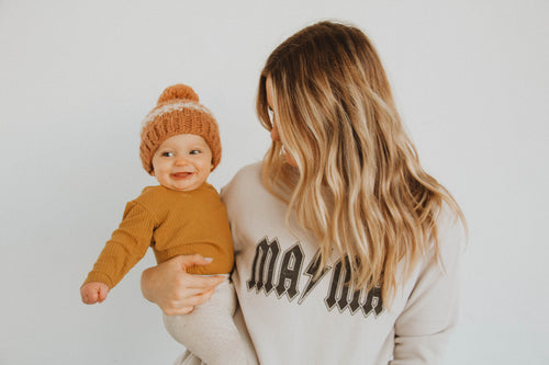Mama Bolt Sweatshirt
