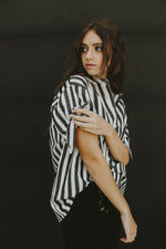 Bianca Stripe Button Down