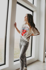 Day Dreamer: Rolling Stones Clouds and Stars BF Tee