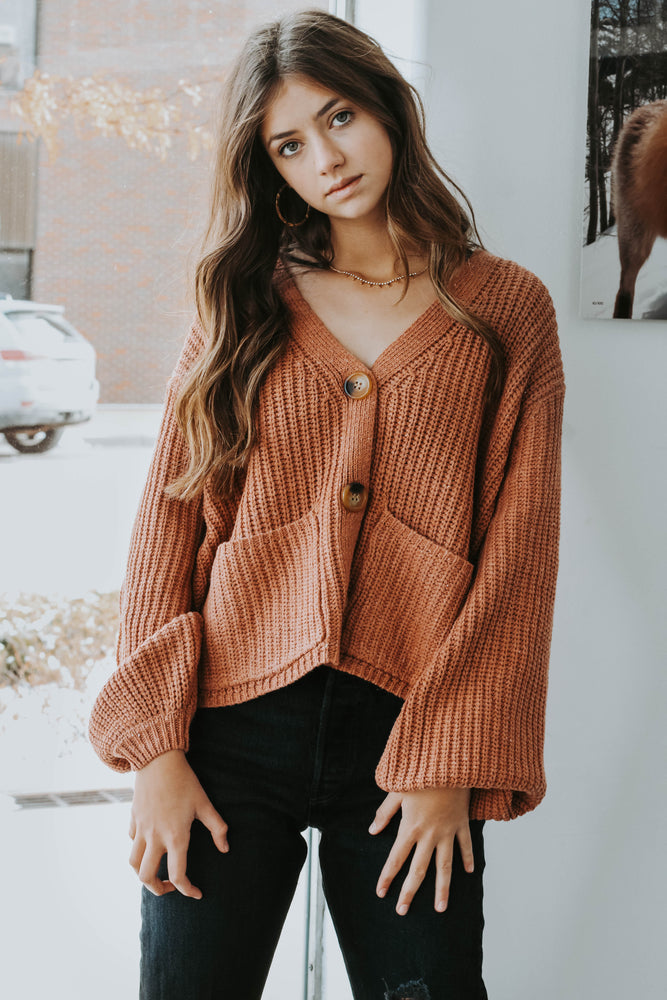 Black Friday 19: Lost City Cardigan Sweater