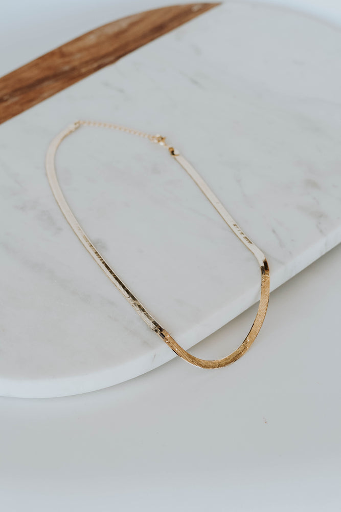 Single Rope Necklace