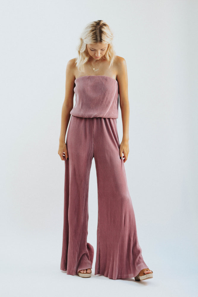 Purple Rain Jumpsuit