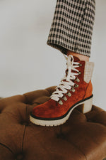 Spice Lace Up Boots