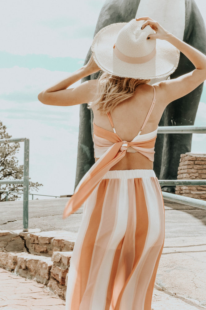 Sunset Two Piece