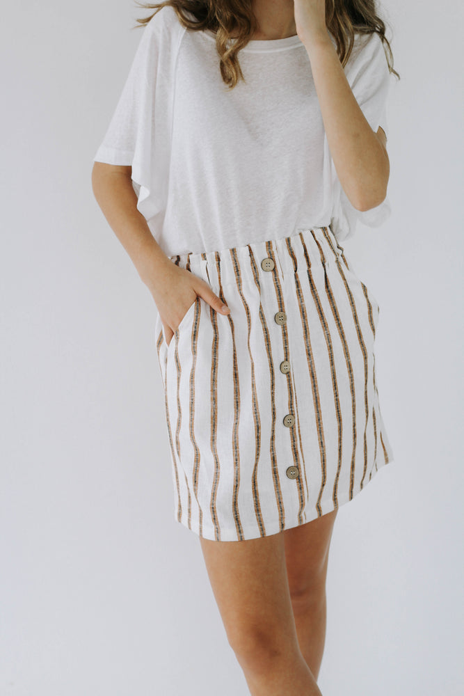 Going Coastal Skirt