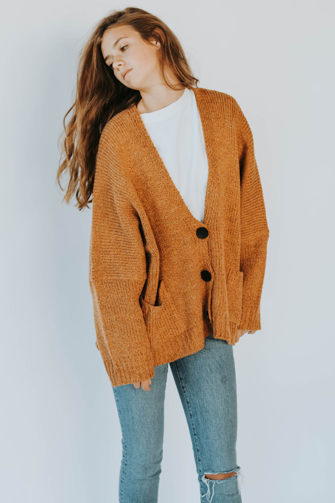 Living For This Cardigan