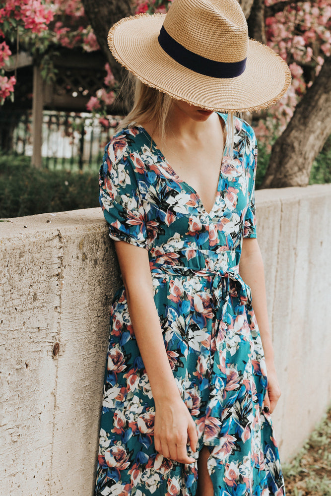 The Salty Blonde Sundress
