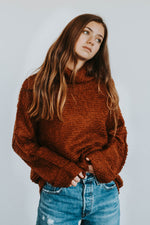 Opal Turtleneck Sweater