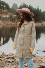 Nola Quilted Jacket