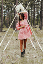 Free People: Sweet Surrender Denim Wash Dress