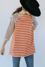 Oh Honey Multi Stripe Top