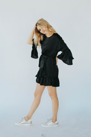 Taylor Ruffle Dress