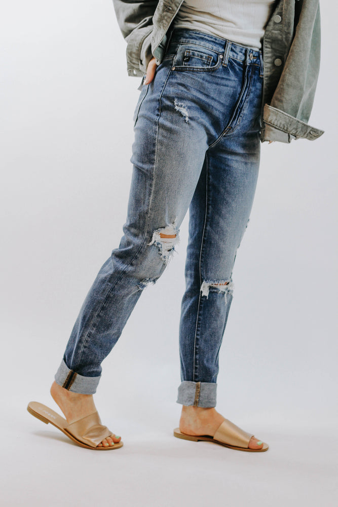 Kan Can Penny Girlfriend Jeans