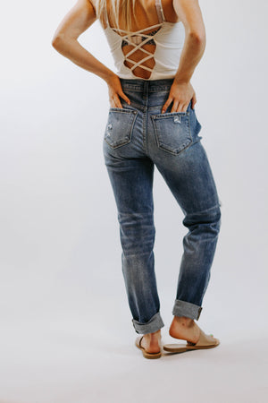 Kan Can Penny Girlfriend Denim