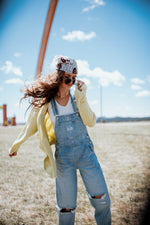 Levi's:  VINTAGE OVERALL BRIGHT LIGHT