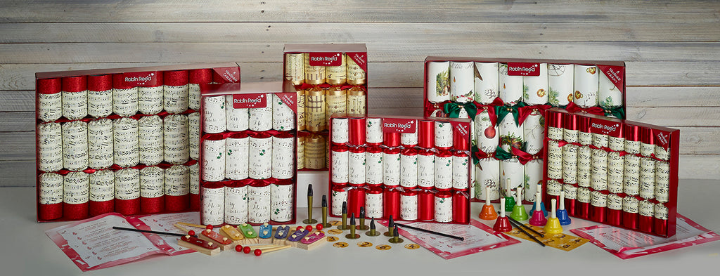 christmas crackers range