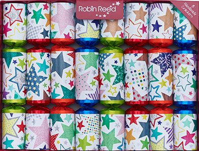 "8 x 10"" Handmade Magical Christmas Crackers by Robin Reed - containing magic tricks (51815)"