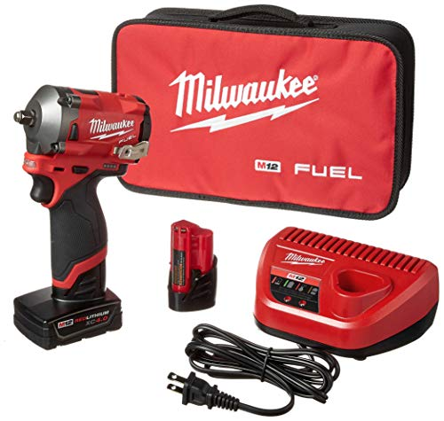MILWAUKEE M12 FUEL Stubby 3/8 in.