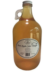 Apple Cider Vinegar 1.89L - White Lily Diner