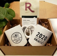 Coffee Gift Box - White Lily Diner