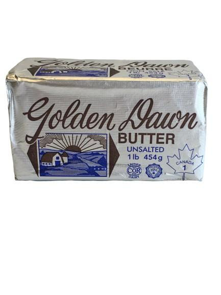 Golden Dawn Unsalted Butter - White Lily Diner