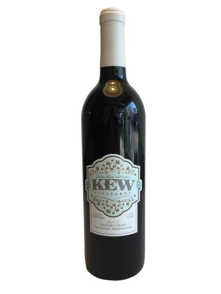 Kew soldier's grant Cab, Niagara 750ml - White Lily Diner