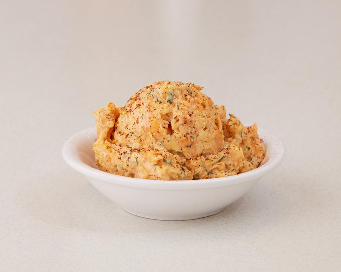 Sweet Potato Salad 400ml - White Lily Diner
