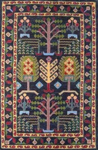 Oriental Rug Hooking Patterns