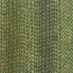 Wool fabric for rug hooking, Shades Of Green Ombre, offered by Honey Bee Hive