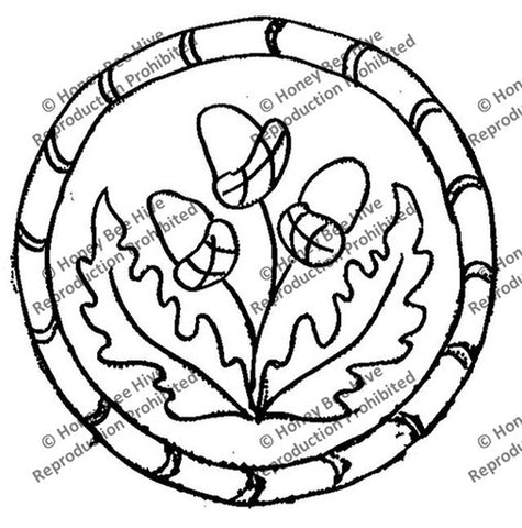 CS522-E: Buttermolds, Offered by Honey Bee Hive