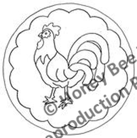 CS555: Rooster, Offered by Honey Bee Hive
