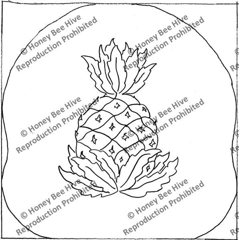 CS556: Pineapple, Offered by Honey Bee Hive