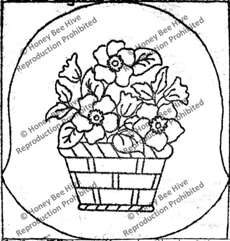 CS582: Beginners Basket, Offered by Honey Bee Hive